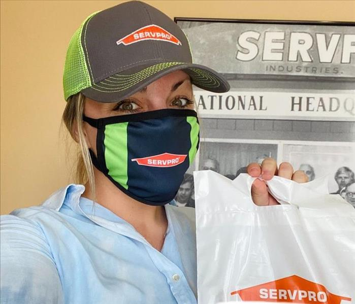 SERVPRO - image of female employee