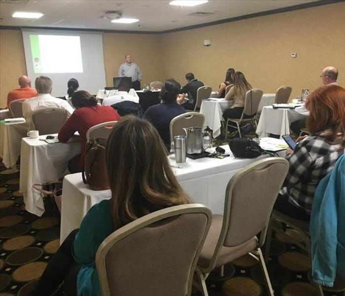 General SERVPRO of Elmhurst provides CE Ethics class
